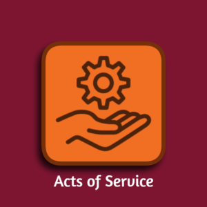 Acts of Service Result Image