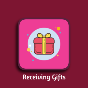 Receiving Gifts Result Image