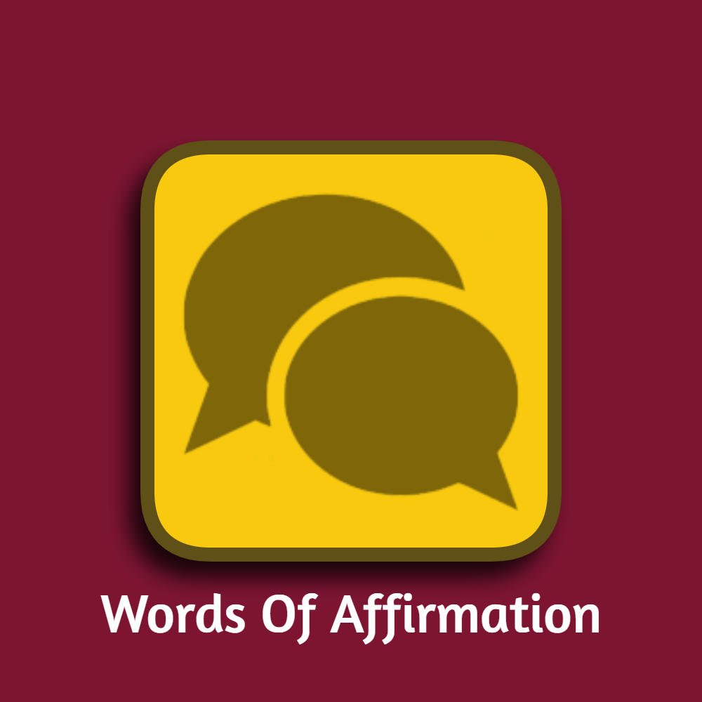 Words Of Affirmation Result Image